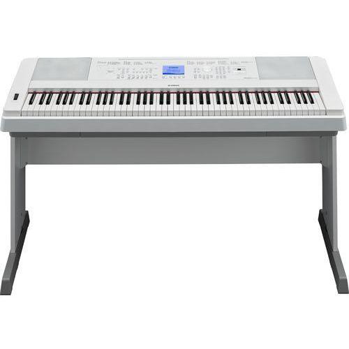 Yamaha DGX-660 WH - produkt z kategorii- Keyboardy i syntezatory