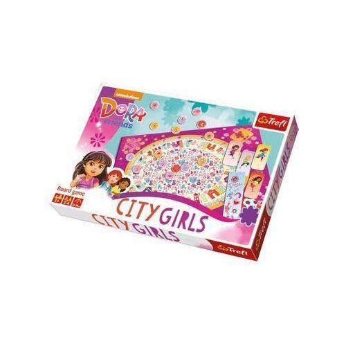 Dora i przyjaciele City Girls - Jeśli zamówisz do 14:00, wyślemy tego samego dnia. Darmowa dostawa, już od 99,99 zł. (5900511014228)