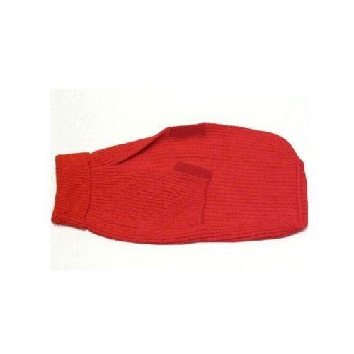 CHABA Golf dla psa kolor: czerwony długość 46cm rozmiar 4 (5905133626996)