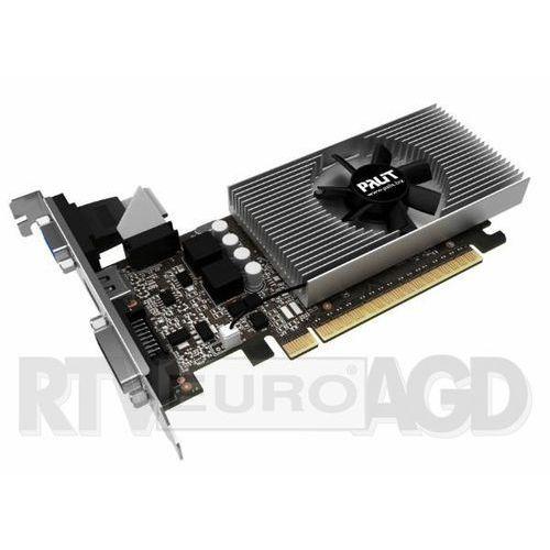 Karta graficzna Palit GeForce GT 730 2GB DDR5 64Bit DVI/HDMI/VGA box - NE5T7300HD46F - NE5T7300HD46F Darmowy odbiór w 20 miastach!, NE5T7300HD46F