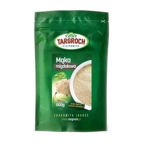 Mąka migdałowa z migdałów prażonych 500g