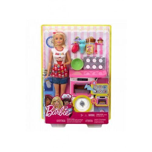 Lalka Barbie Domowe Wypieki 3Y35KB