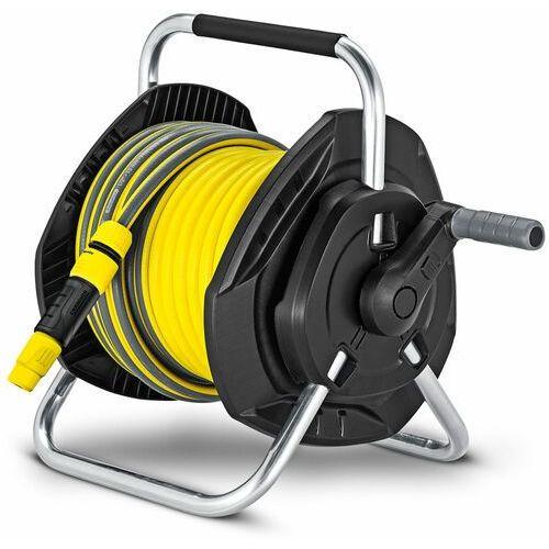 Bęben na wąż HR 4.525 w zestawie z wężem 1/2'' 25 m, spryskiwaczem i szybkozłączkami (Karcher 2.645-281.0) (4054278060378)