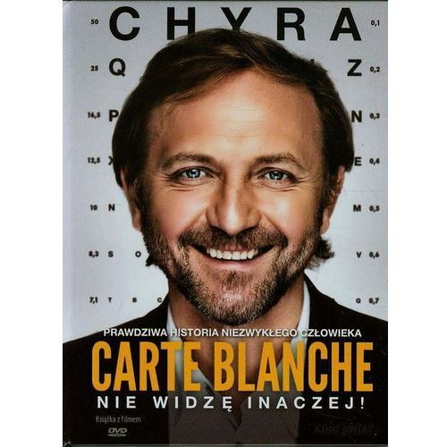 Carte Blanche (booklet)
