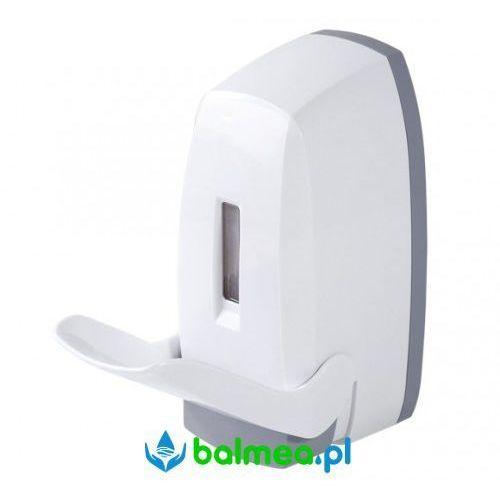 Dozownik łokciowy płynu dezynfekcyjnego i mydła w płynie wf-064-eb marki Balmea