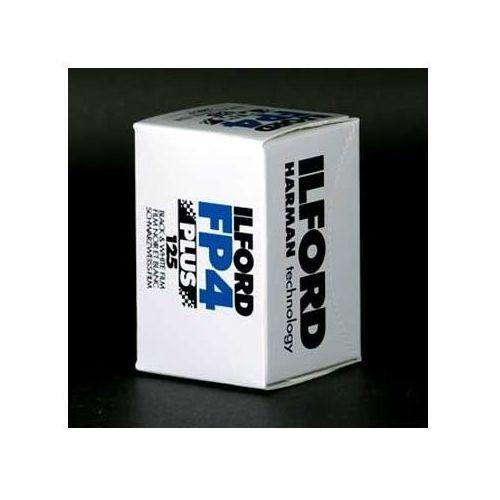 Ilford Film FP4 Plus ISO 125/36 małoobrazkowy negatyw czarno-biały typ 135