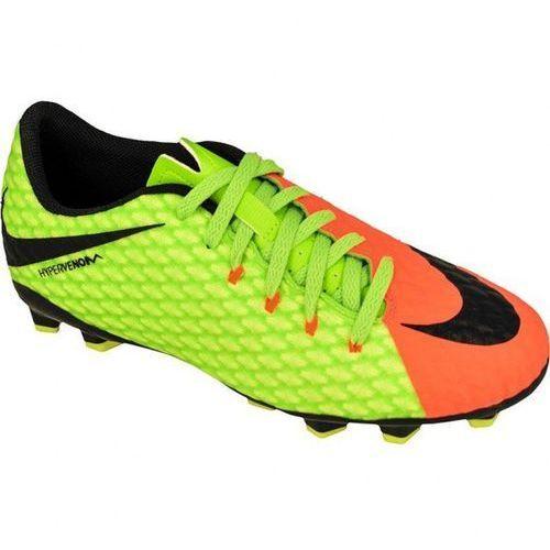 Buty piłkarskie  hypervenom phelon iii fg jr 852595-308 od producenta Nike