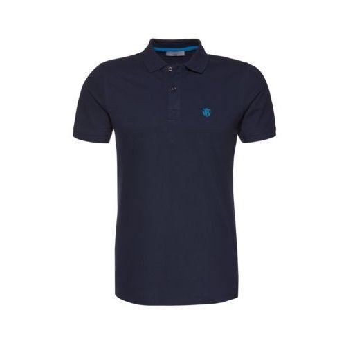 shdaro embroidery koszulka polo peacoat, Selected homme, S-XXL