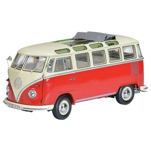 Model SCHUCO Volkswagen T1 Samba Bus + DARMOWY TRANSPORT!