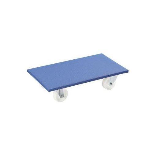 E.s.b. engineering - system - bau Wózek podmeblowy, dł. x szer. x wys. 600x350x145 mm, opak. 2 szt., nośność 500 k