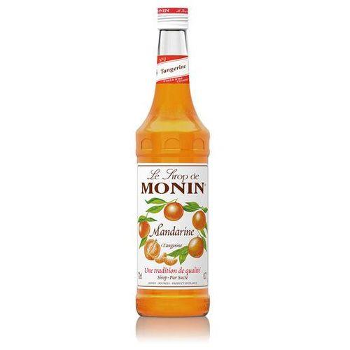 Monin Syrop mandarine  0,7 l - mandarynkowy (3052911117459)