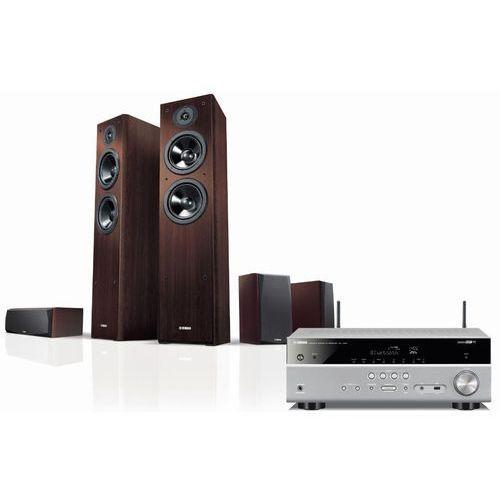 Yamaha Kino domowe rxv485t + ns-f51/ns-p51 orzech (2900057831948)