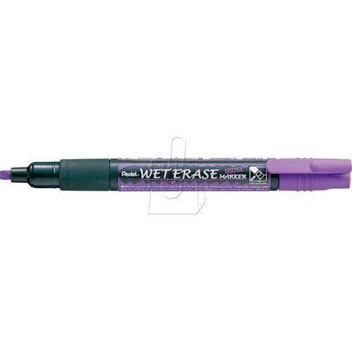 Marker PENTEL kredowy SMW26 - fiolet (4902506065834)