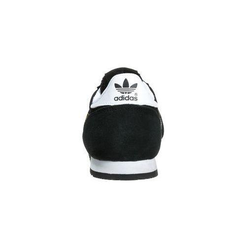 adidas Originals DRAGON Tenisówki i Trampki core black, czarny w 5 rozmiarach