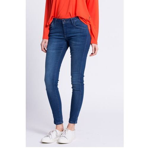 - jeansy aero marki Pepe jeans