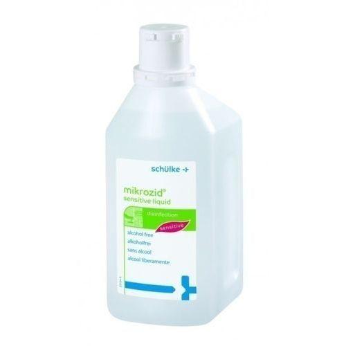 Mikrozid SENSITIVE - bezalkoholowy płyn do dezynfekcji powierzchni 1L (4032651091867)