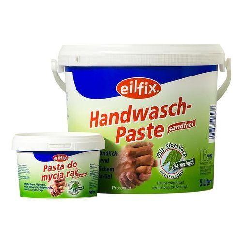Eilfix PASTA BHP ALOE VERA do mycia rąk 10L HANDWASCHPASTE z Aloesem (4029888006221)