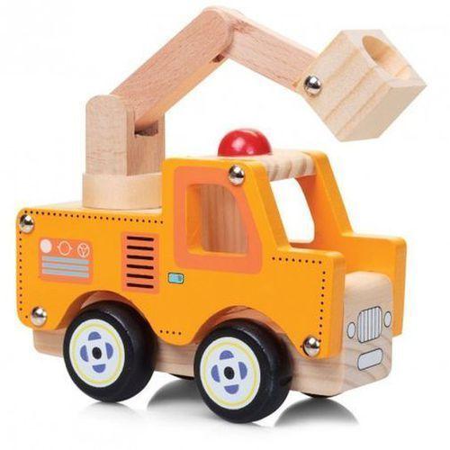 Dźwig, drewniany samochód - sprawdź w wybranym sklepie