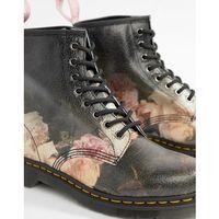Dr Martens x New Order 1460 boots - Black, kolor czarny