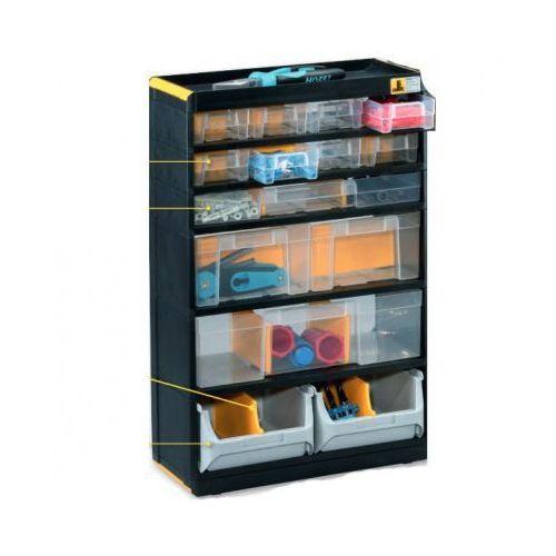 Plastikowe szafki z pojemnikami (4005187652055)