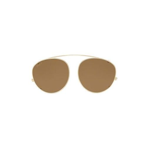 Okulary Słoneczne Persol PO7092C Clip On Only Polarized 515/83, kolor żółty
