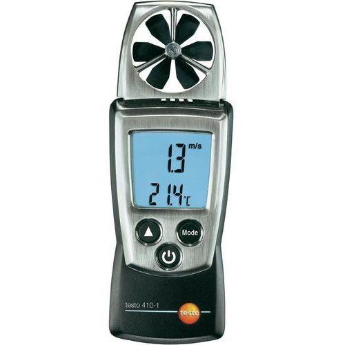 Termoanemometr  410-1, 0.4 do 20 m/s, -10 do 50 °c marki Testo