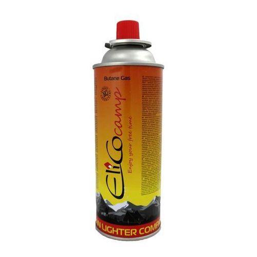 Elico Gaz do kuchenek click/clack 393 ml (5906190200761)