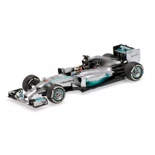 Minichamps Mercedes amg petronas f1 - darmowa dostawa!!!