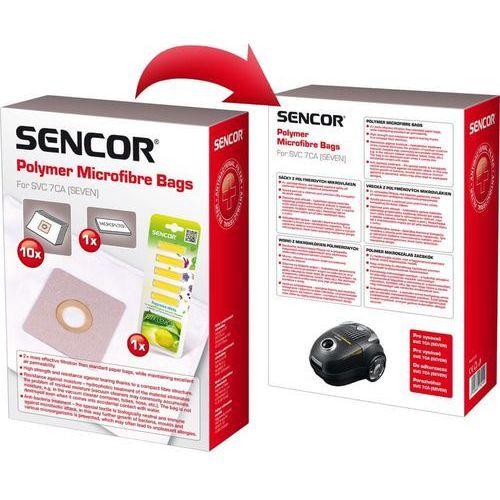 SENCOR worki do odkurzacza 2 x 5 szt. MICRO SVC 7CA (8590669132102)