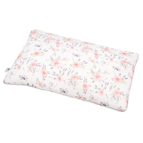 Samiboo Bambusowa poduszka dla niemowląt  in bloom z różowym (40x60)