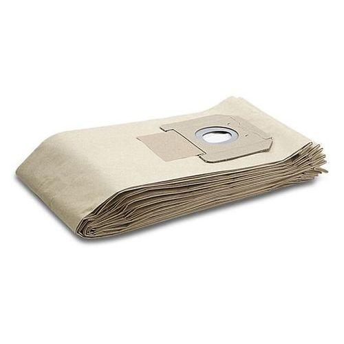 Papierowy worek filtrujący, do modeli nt 35/1 eco i nt 45/1 eco, opak. 10 szt. o marki Kärcher