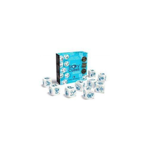 Story Cubes Kości opowieści Akcje (0091037131348)