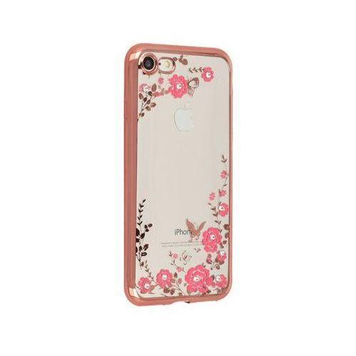 Futerał Back Case FLOWER Xaiomi Redmi Note 4/4X złoty Róz, top-xiaomi
