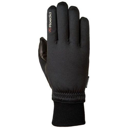 Roeckl multi kolon rękawiczka rowerowa windstopper czarny 8 2017 rękawiczki mtb (4044791248216)