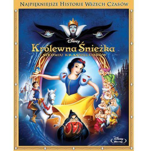 Królewna Śnieżka i siedmiu krasnoludków (Blu-Ray) - David Hand