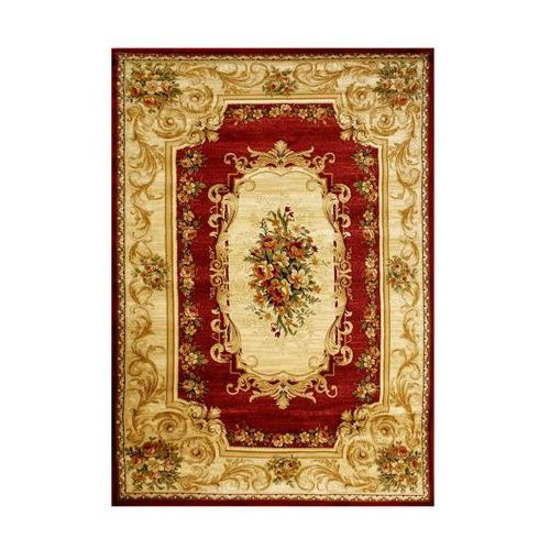 Karat Dywan lotos bordowy 200 x 300 cm (5908272392036)