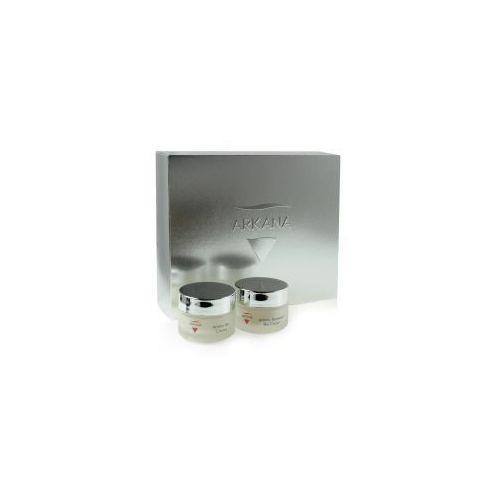 Arkana Amino Silver Set, zestaw krem Renewal 50ml + krem Bio 50ml - produkt z kategorii- Na urodziny dla przyjaciółki