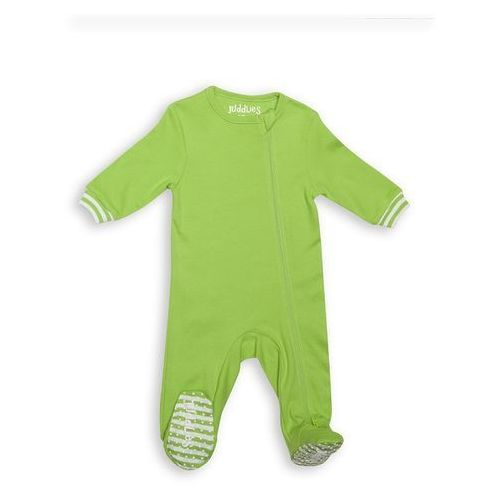 Juddlies Pajacyk Greenery Solid 0-3 m, kolor zielony
