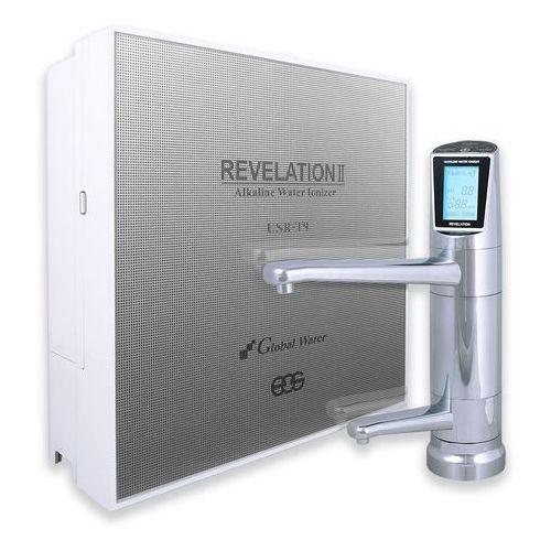 Doskonały! jonizator wody revelation ii (do zabudowy) marki Global water