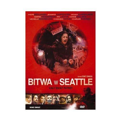 Kino świat Bitwa w seattle - 35% rabatu na drugą książkę!