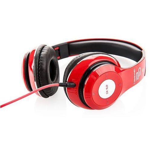 Słuchawki Gogen HBTM41RR czerwone Darmowy odbiór w 20 miastach! - BEZPŁATNY ODBIÓR: WROCŁAW!