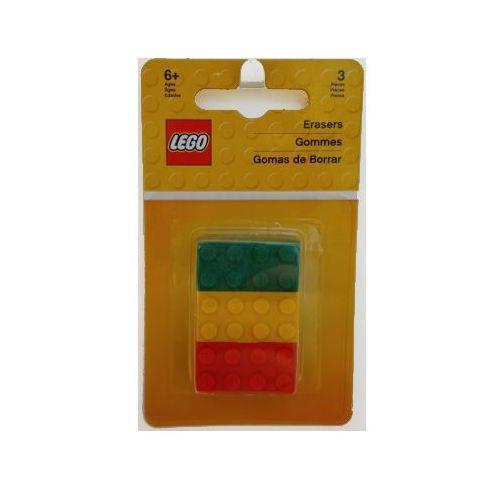 Lego 51158 zestaw gumek: klocek - lego gadżety
