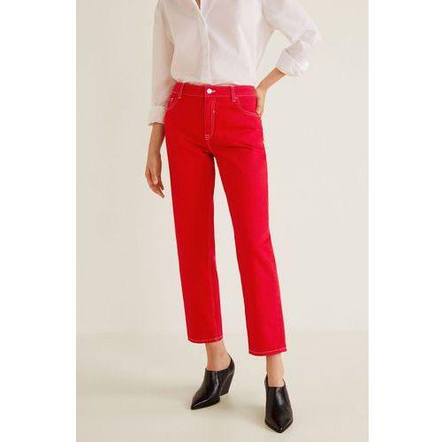 Mango - Jeansy Claudia, jeans