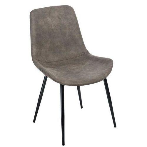 Krzesło Yoko - brązowy, d2-5378