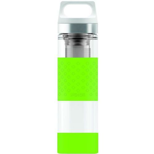 termos hot & cold glass wmb green 0.4 l marki Sigg