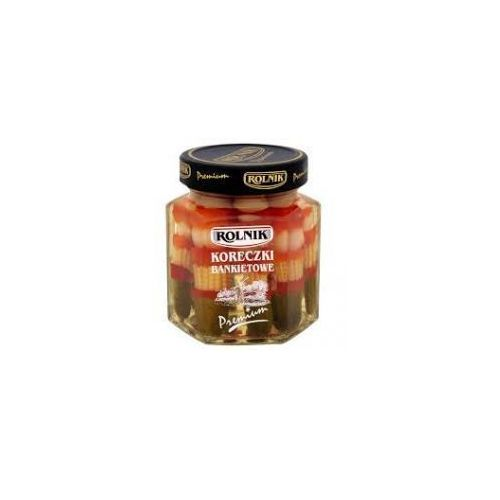 Koreczki bankietowe premium 314 ml , marki Rolnik