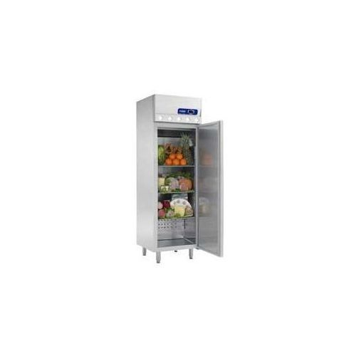 Szafa mroźnicza - 1 drzwi - 3 ruszty - 600x600x1890 - 400 l - produkt z kategorii- Szafy chłodnicze i mroźnicze