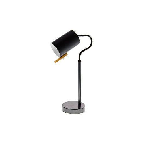 Lampa stołowa ELSA LS-MT1336-SZARA - Deco Light - Black Friday - 21-26 listopada (5902537310964)
