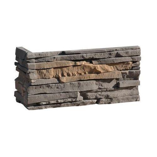 Narożnik betonowy MESADA GRAFIT AKADEMIA KAMIENIA (5901138227367)