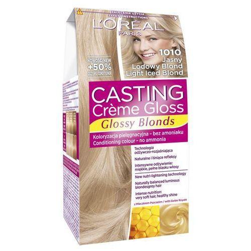 Farba do włosów L'Oréal Paris Casting Crème Gloss 010 Jasny lodowy blond